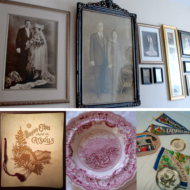 Catskill Collectibles items